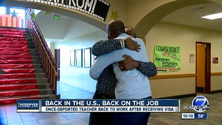 Highlands Ranch teacher back in Colorado after 'miraculous' journey