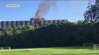 56-year-old woman dead, 50 displaced in Cudahy apartment fire
