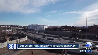 Could Trump's infrastructure plan help Colorado's worsening traffic problem? - Video