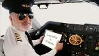 Delta Pilots Get Tablets - Video