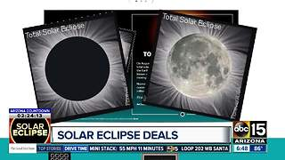 Valley businesses celebrating the Solar Eclipse - Video