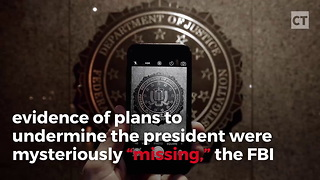 """FBI Finds 5 Months of """"Lost"""" Text Messages - Video"""