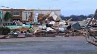 Tornado Destroys Home, Damages Another, on Tennessee-Kentucky Line