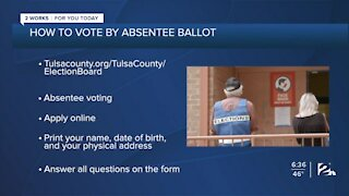Election Coverage: Absentee Ballots Reaching Record Highs