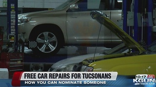 Local auto shop offering free car repairs for the holiday season - Video