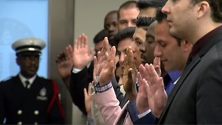 City of Tulsa hosts naturalization ceremony