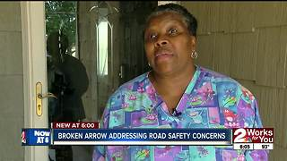 BA addressing road safety concerns - Video