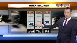 13 First Alert Weather for October 4 2017