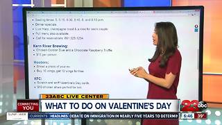 What to do on Valentine's Day - Video