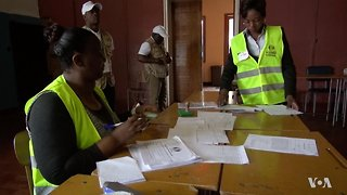 Tensions In Zimbabwe High As Country Awaits Election Results