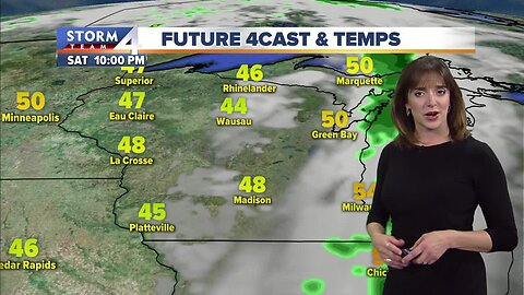 Fall-like temperatures in store for this weekend