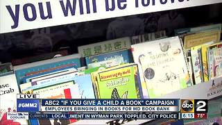 ABC2's campaign helps give books to children in need - Video