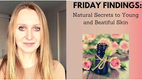 Friday Findings: Add it to Your Cream for beauty