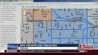 Snowplow tracking system added to city's website