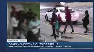 Man shot and killed outside of Erebus Haunted Attraction in Pontiac