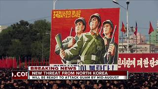 New threat from North Korea - Video