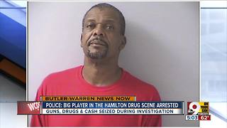 Hamilton police announce 'major drug bust' involving meth, cocaine, others - Video