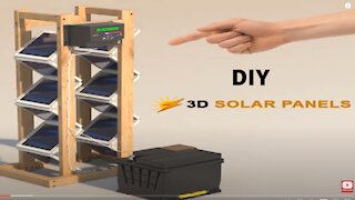 Generate your own power using solar energy.