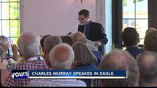 Controversial speaker at Idaho Freedom Foundation Fundraiser brings out protesters - Video