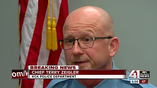 KCKPD chief says he's under investigation for lake house