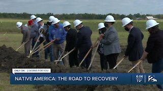 Native America: The road to recovery