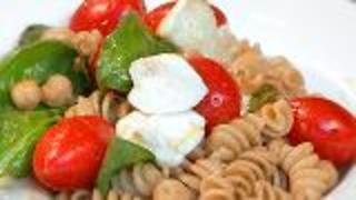 How To Make Fusilli Pasta Salad - Video