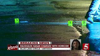 Man Charged In Teen's Fatal Shooting In Antioch - Video