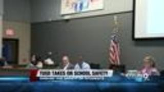 TUSD discusses gun safety - Video