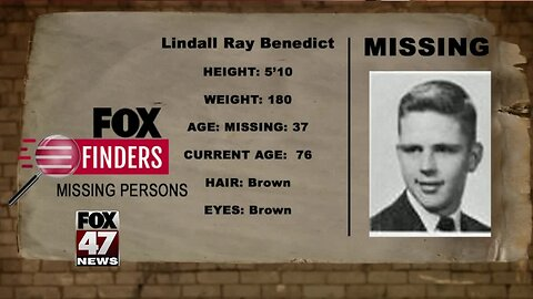 FOX Finders Missing Persons: Lindall Ray Benedict