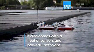 Self-driving comes to Amsterdam's canals