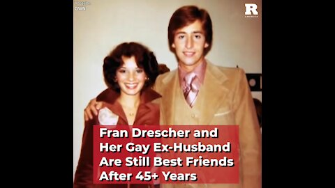 Fran Drescher and Her Gay Ex-Husband Are Still Best Friends After 45+ Years