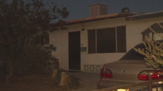 Squatters swoop into North Las Vegas home - Video