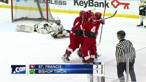 St. Francis beats Timon in overtime to advance to private school semifinals