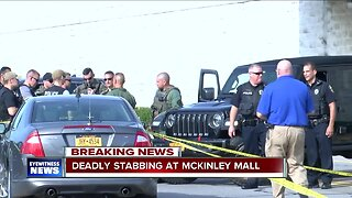 Deadly stabbing at McKinley Mall Sears