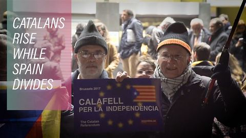 The two young politicians fighting for Catalonia's fate