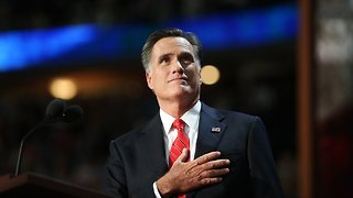 Speculation Of A Mitt Romney Senate Run Keeps Growing - Video