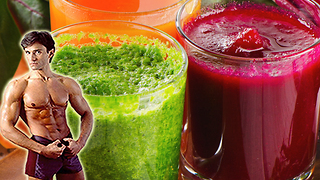 Best mood elevating, feel good shakes and smoothies - Video