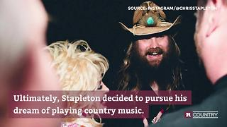Chris Stapleton, the bearded country music phenom | Rare Country - Video