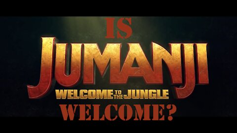 Jumanji: Welcome to the Jungle Spoiler Free Review - OSTC