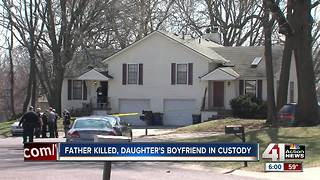 Man killed, 6-year-old girl injured in Overland Park shooting - Video