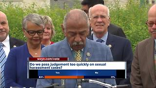 Conyers under increasing pressure - Video
