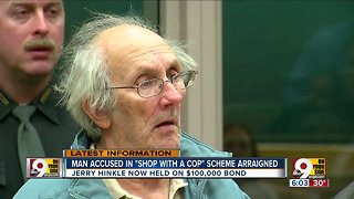 Man at center of shutdown charity in court - Video