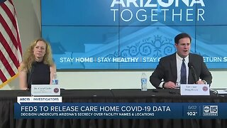Federal Government to begin releasing COVID-19 nursing home data to public