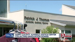 Sarpy County Juvenile Justice Center seeking graduation gown donations