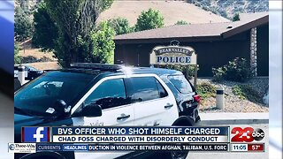 Criminal charges filed against Bear Valley police officer who accidentally shot himself in the leg