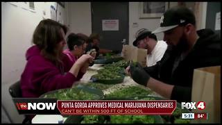 Punta Gorda approves medical marijuana dispensaries