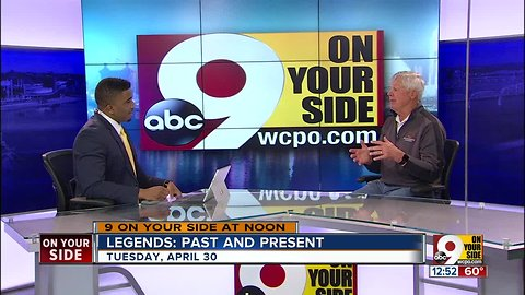 Bengals great Ken Anderson promotes charity event Bengals Legends Past and Present