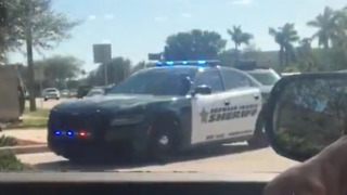 Police Respond to Shooting at South Florida High School - Video