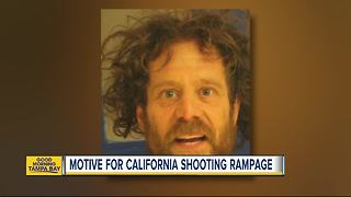 Northern California man targeted neighbors then continued shooting rampage at elementary school - Video