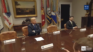 Trump On Democrats: 'Nothing To Them Is Important Other Than Raising Taxes'
